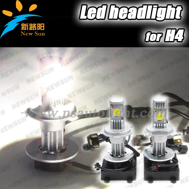 Newest H4 LED Car Headlight 9003 High Low Beam Xenon White Head Fog Light For Fords BMWs Mercedes-benz Nissan Toyota Car Styling 2018 new women gladiator sandals bohemia fashion girls platform sandals casual summer shoes woman wedges beach sandals 7778w