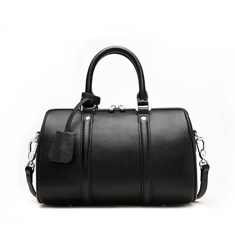 LUODUN 2018 Läder handväskor sommar liten väska multifunktionell - Handväskor - Foto 4