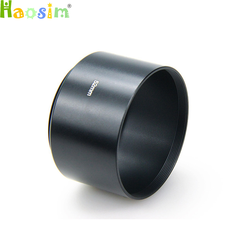 40.5 49 52 55 <font><b>58</b></font> 62 67 72 77mm long Metal <font><b>LENS</b></font> <font><b>HOOD</b></font> for canon nikon pentax sony olympus image