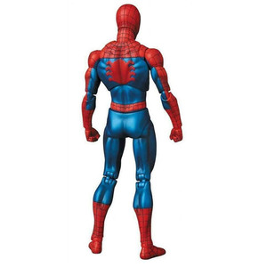 Image 4 - Dc liga da justiça super herói maf maf o incrível homem aranha 075 pvc figura de ação brinquedo boneca