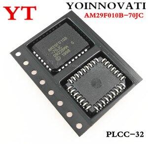 Image 1 - 50 pcs/lots AM29F010B 70JC AM29F010B AM29F010 29F010 PLCC32 הטוב ביותר באיכות