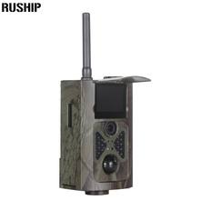 Suntek HC500G Hunting Camera 3G GPRS MMS SMTP/SMS 12MP 1080P Wildlife Trail Camera HC500G waterproof IP54 Free Shipping