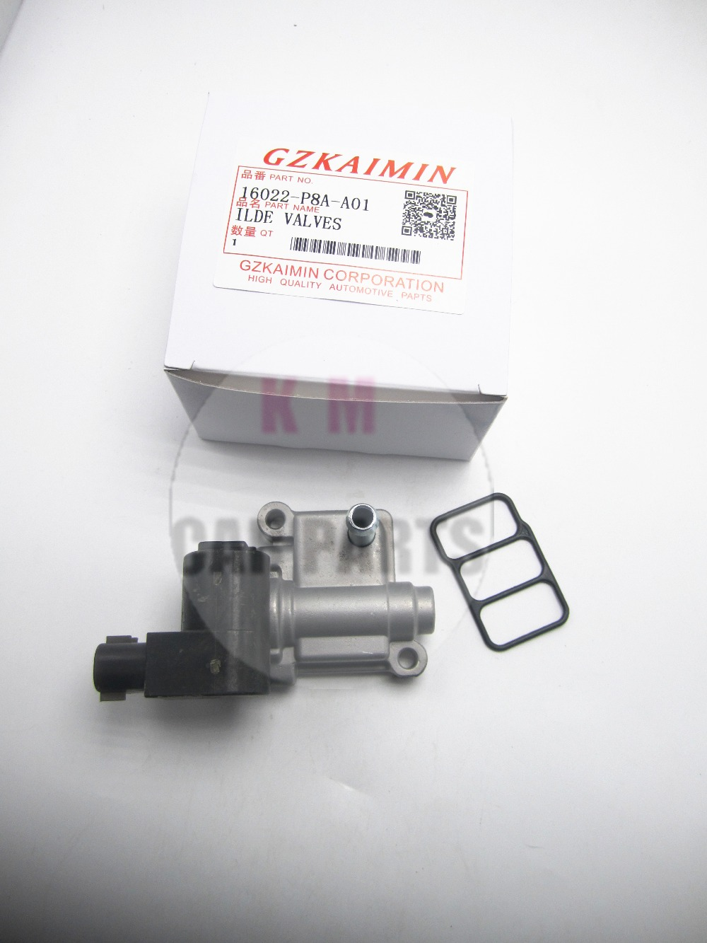 high quality IDLE AIR CONTROL VALVE 16022P8AA01 16022 P8A A01 For HONDA Pilot Odyssey Accord Acura TL CL MDX V6 3.0 3.2 3.5 1
