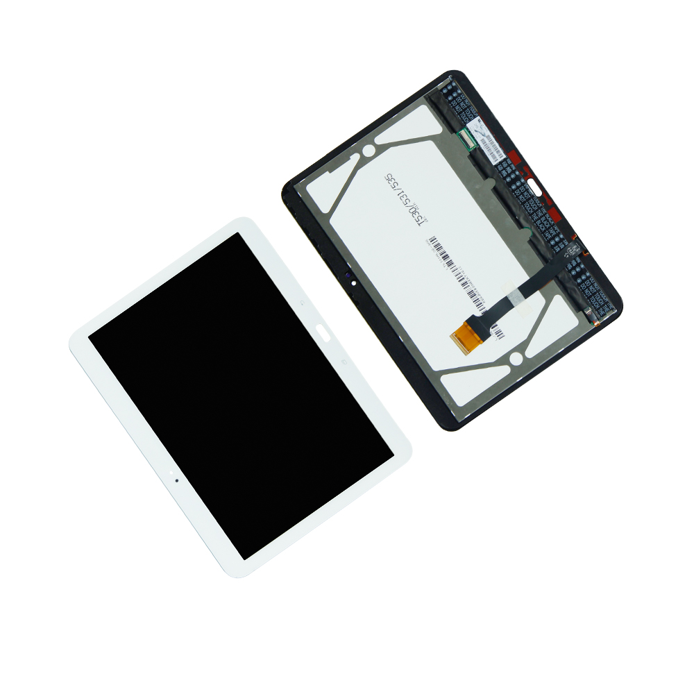 Touch Screen Digitizer Panel LCD Display For Samsung Galaxy Tab 4 SM-T530NU T530  TouchScreen Assembly Tablet Repair Parts lcd display touch screen digitizer assembly replacements for samsung galaxy tab e t560 sm t560nu 9 6 free shipping