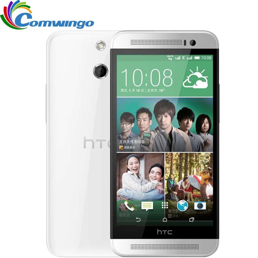 HTC One E8 WW Version 2GB RAM 16GB ROM Mobile Phone Single sim Quad core