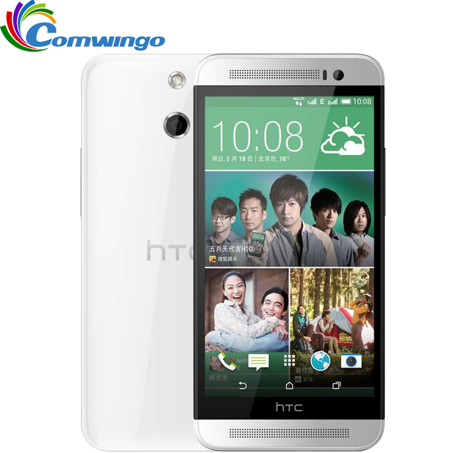 Original HTC One E8 WW Version 2GB RAM 1s