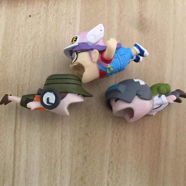 Game PUBG Cable Protector USB Charging Cable Bite Cosplay Props Arale Take A Bite IPhone Accessories