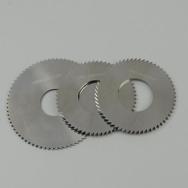 80mm*22mm*0.8mm*72T/100T Solid carbide Saw blade Milling cutter import material Processing stainless steel yyp 8b4k 80mm saw blade