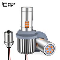 2PCS 1156 P21W LED BA15S PY21W BAU15S Super Canbus Bulb T20 7440 For Turn Signal Lights 1157 BAY15D 7443 LED For Brake Lights