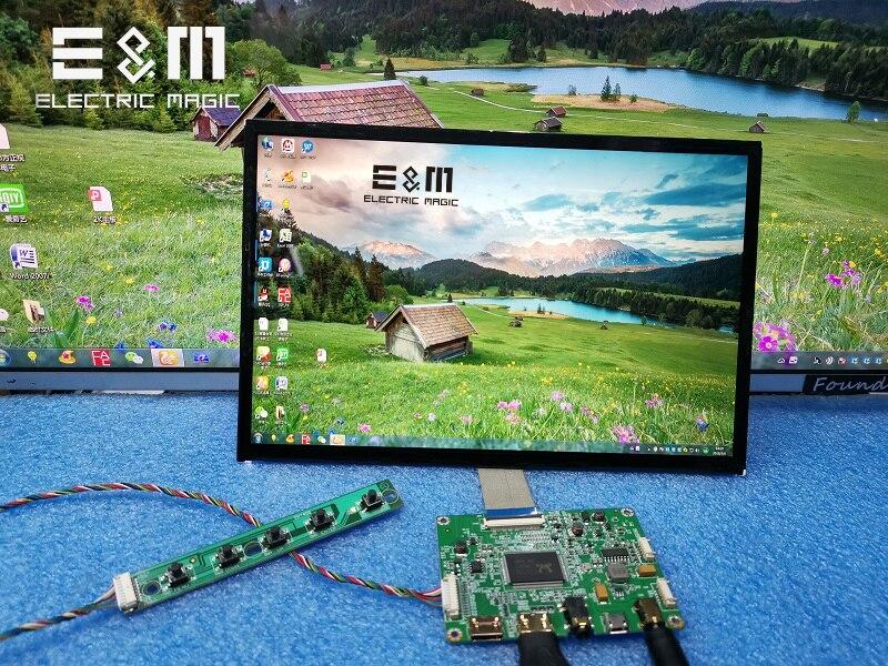 10.1 Inch 2560*1600 2K IPS Monitor LCD Screen For Aida64 CPU GPU Computer System Display DLP Projector Kit DLP SLA 3D Printer