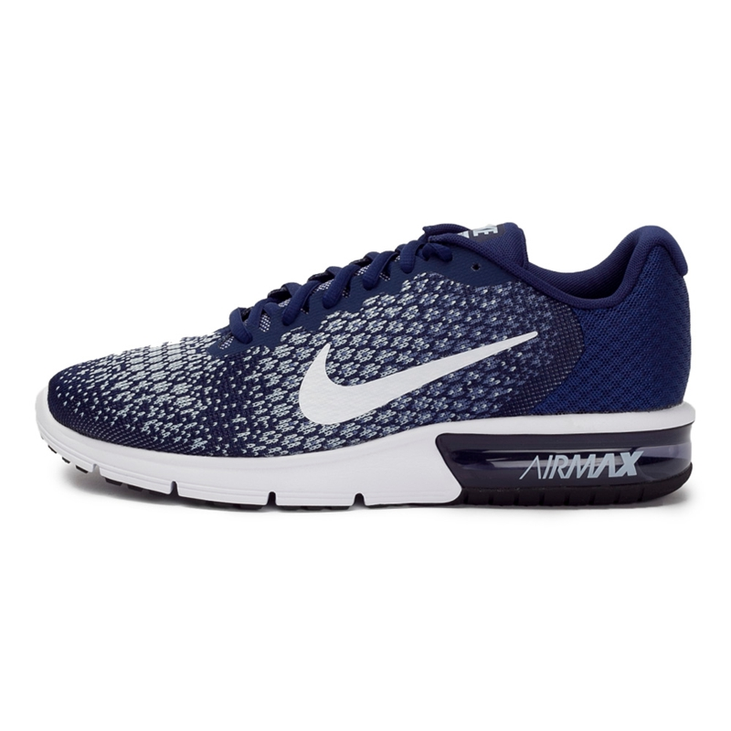 Original New Arrival 17 NIKE AIR MAX SEQUENT 2 Men's Running Shoes Sneakers 25