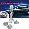 2017 Nova Professional DIY Vidro Auto Repair Tools Set Car Windshield Windscreen Rock Chip de Kits de Reparo