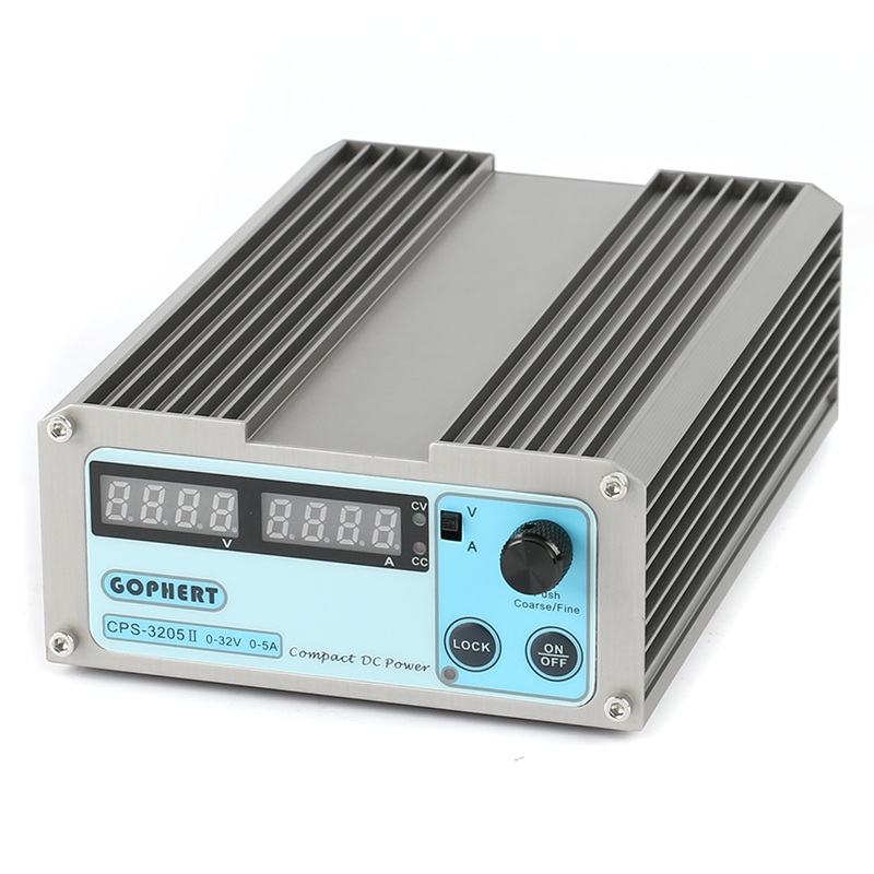3205II Upgraded Version Adjustable Digital DC Power Supply OVP/OCP/OTP 32V 5A 110V-230V EU US AU Plug cps 3205 wholesale precision compact digital adjustable dc power supply ovp ocp otp low power 32v5a 110v 230v 0 01v 0 01a dhl