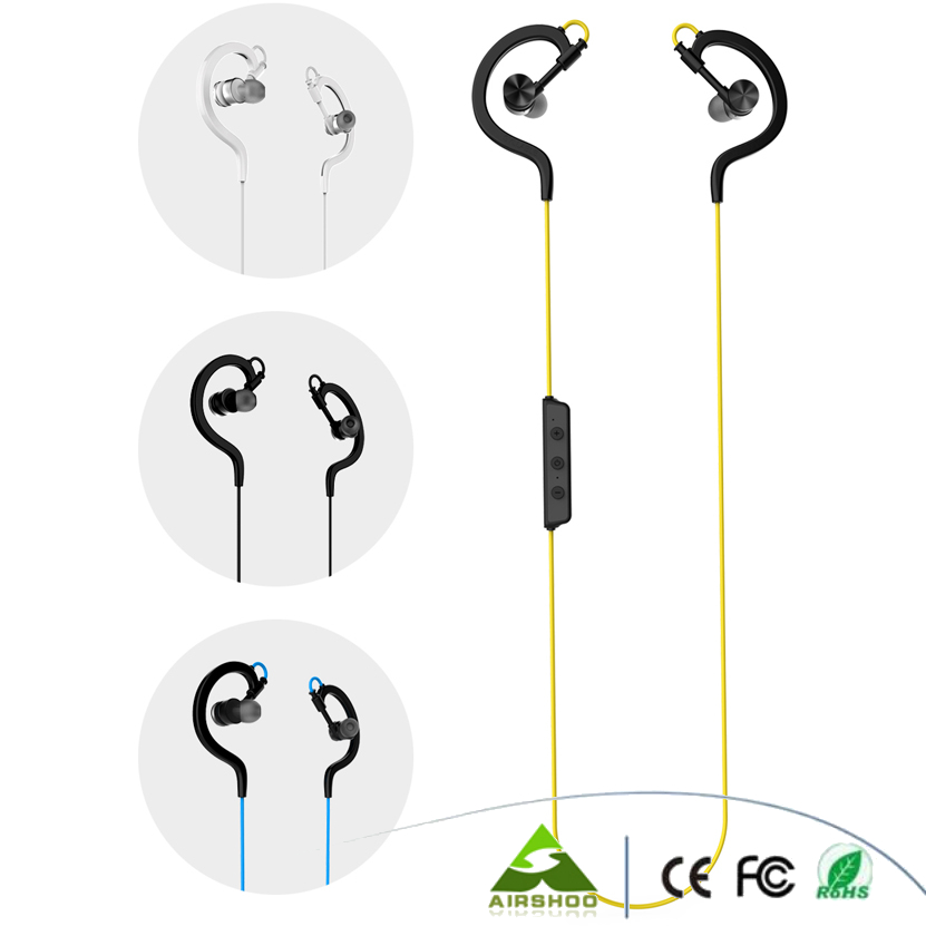 Syllable D700-2017 Wireless Headset Stereo V4.1 Sport Noise Isolating Earphone With Mic