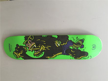 Russian Brand Union Board Maple Wooden Skateboard Decks Dragon SKATE Pattern 8″ Shape Skate