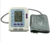 Free Shipping CONTEC08C Blood Pressure Monitor Sphygmomanometer Neonatal new born baby SPO2 sensor Digital Automatic NIBP