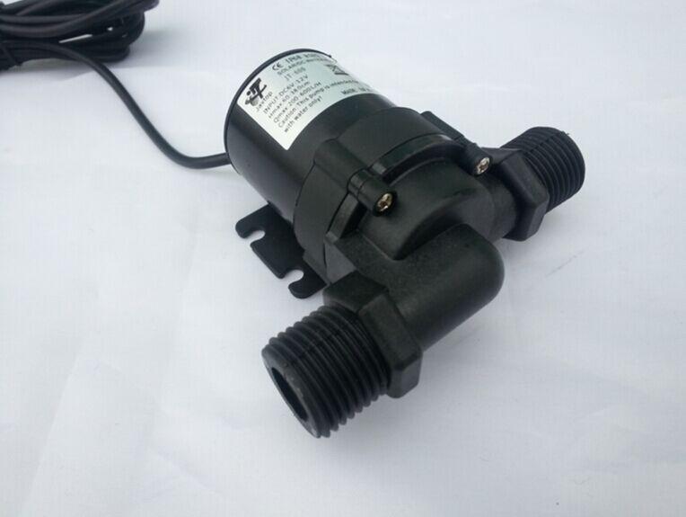 UnabhäNgig Solar Dc 12 V 24 V Warmwasser-zirkulationspumpe Brushless Motor Wasserpumpe 1000l/h Kostenloser Versand Wir Nehmen Kunden Als Unsere GöTter Pumpen