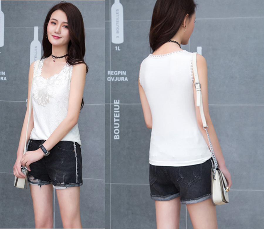 9886 lace tank tops women (2)