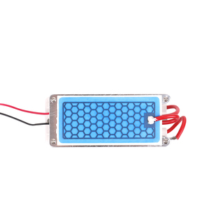 Image 2 - Portable 10g/h Ceramic Ozone Generator Double Integrated Plate Ozonizer Water Air Purifier For Chemical Factory
