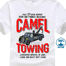 f5838814 Vintage Tee Shirts Camel Towing Vintage Mechanic Tow Truck Recovery Heavy  Load Printed T Shirt Cool