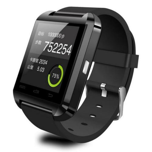 retail box touch U8 Bluetooth Smart Watch WristWatch Phone Mate For IOS Android mobile phone U8