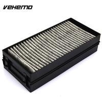 Vehemo 64316945586 2PCS Cabin Air Filter Car Air Filter Car Parts Air Filter Engine Air Filter Replacement
