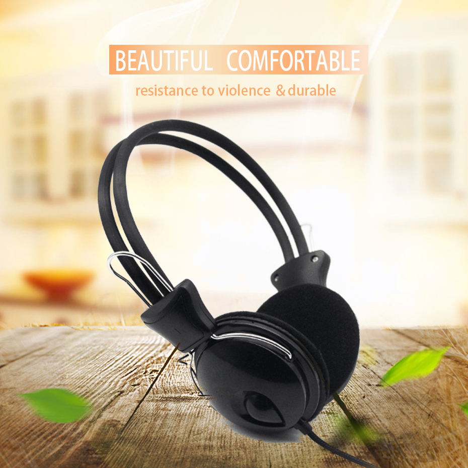 Wired Earphone for Phone Stereo mic Headphone for Computer PC with Microphone Gaming Headset for xbox one PS4 Android Smartphone huhd 7 1 surround sound stereo headset 2 4ghz optical wireless gaming headset headphone for ps4 3 xbox 360 one pc tv earphones