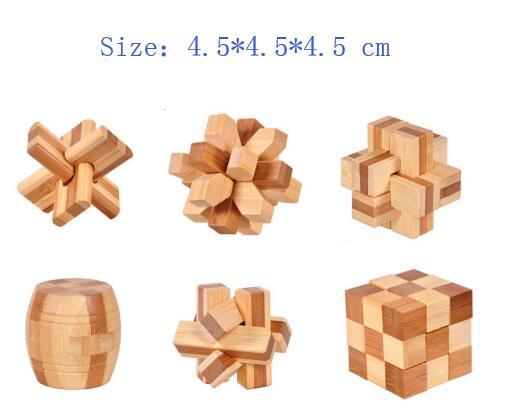 Puzzles Jogo Brinquedos para Adultos Crianças Caixa de Presente