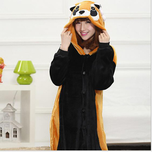 Incredible Women's Animal Sexy Full Sleeve Hooded Polyester Full Length Pajama Sets Pyjama Short Women Pajama Set