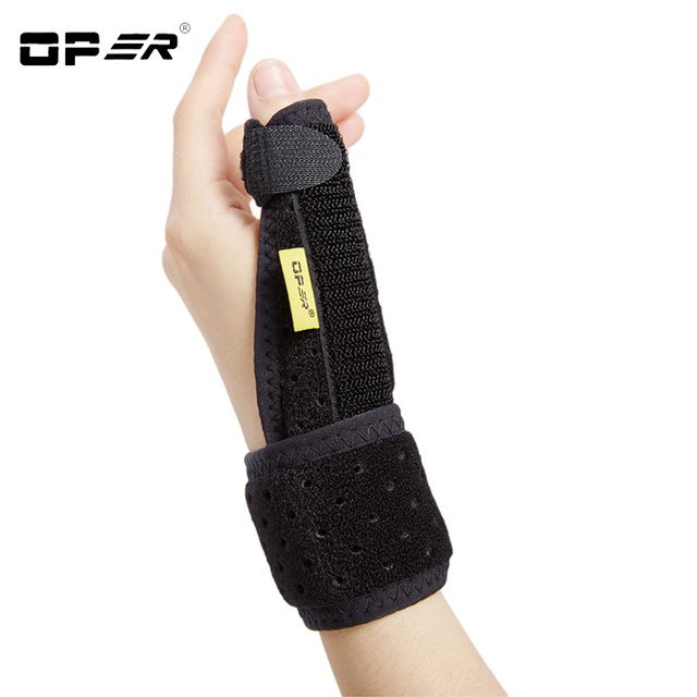 OPER Medical wristbands tenosynovitis Brace Support thumb sprains fracture fixed gear trigger thumb De Quervain Disease WH-01