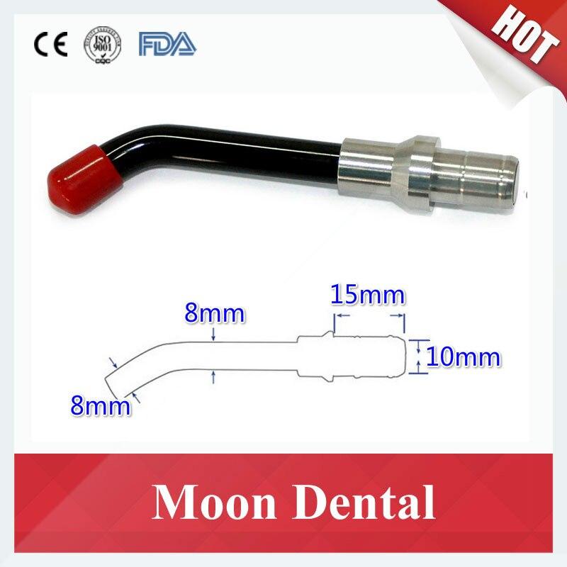 5 Pezzi lottp Diametro 10mm Dentale Che Cura Asta di Guida di Luce In Fibra  Ottica b578d3ab08e