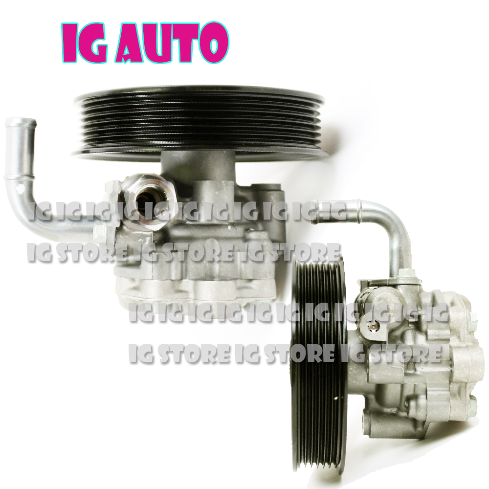 Brand New Power Steering Pump ASSY For Hyundai Sonata 2.4L l4 Gas 2006-2010 57100-3K000 571003K000 57100 3K000 новый силовой рулевой насос 57100 4f100 для hyundai h100 kmyt 04