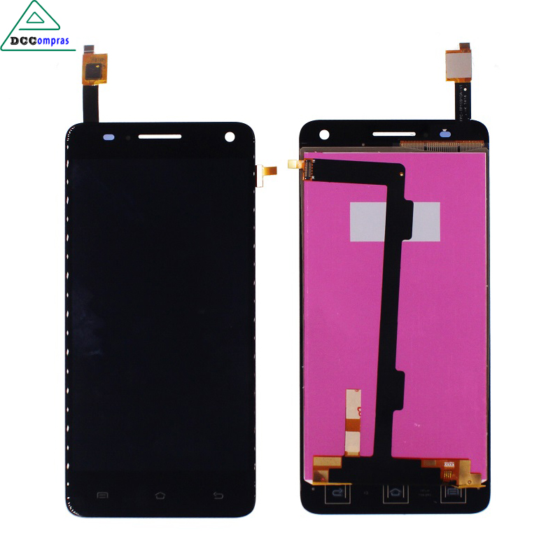 Mobile Phone LCDs For BQ Aquaris 5 7 LCD Display with Touch Screen Digitizer Assembly 100