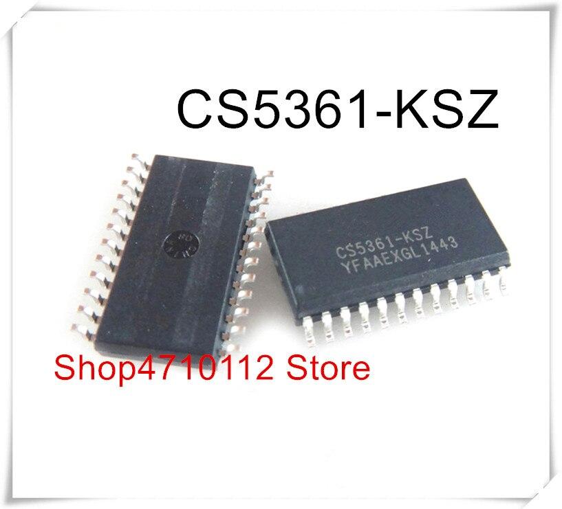 NEW 5PCS LOT CS5361 KSZ CS5361 KS CS5361 SOP 24 IC