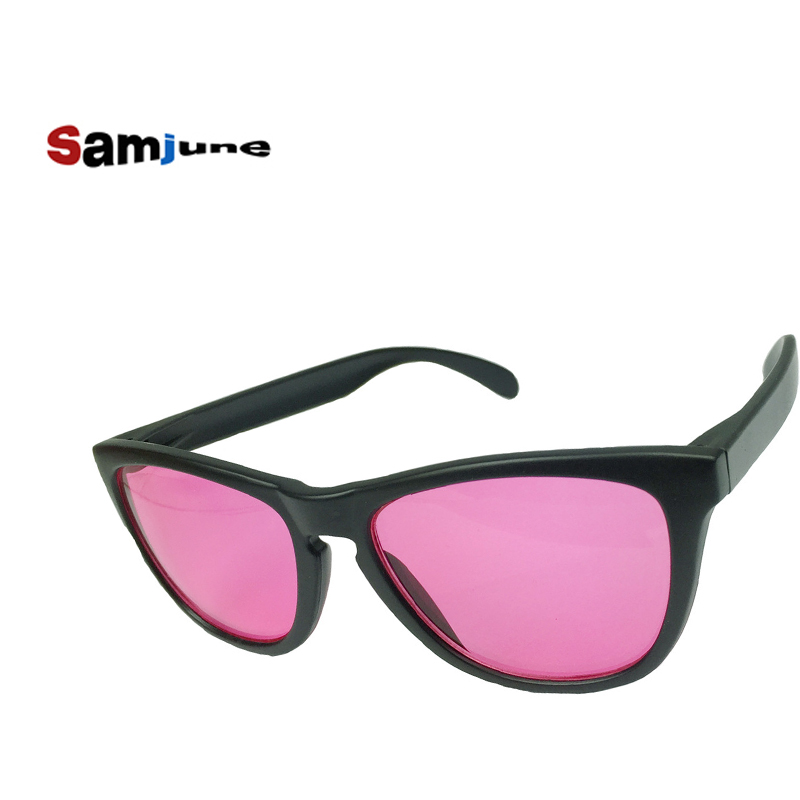 Color Blind Glasses Corrective Women Men Color-blindness Glasses Examination Sunglasses Colorblind Driver's Eyeglasses Eyewear