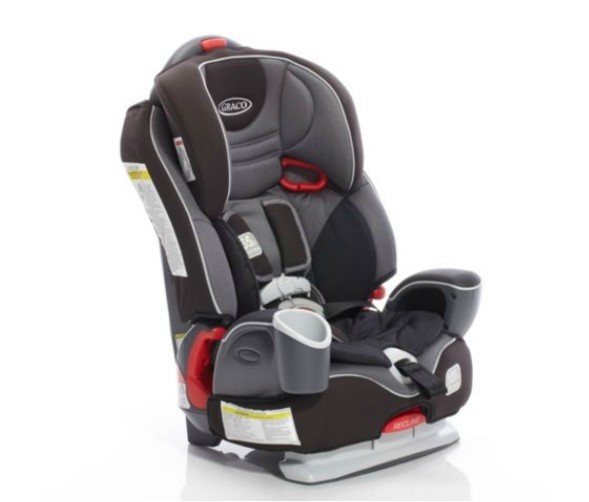 Graco Nautilus 3 in 1 Multi Use Car Seat, Bravo-in Child Car Safety ...