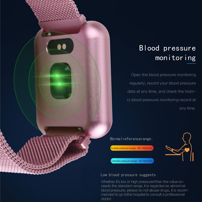 P68 Smart Watch Men Women 2019 Blood Pressure Blood Oxygen Heart Rate Monitor Sports Tracker Smartwatch IP68 Connect IOS Android 1