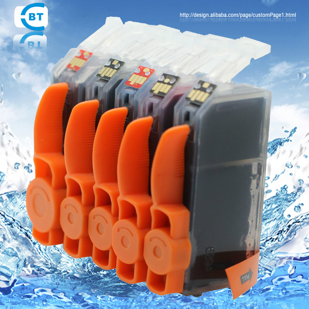 6pcs Compatible Canon Pgi 425bk Cli 426 Ink Cartridge For Mg5140 29 Red Mg5240 Ip4840 Pixma Mg6140 Mg8140 Printer In Cartridges From Computer Office On