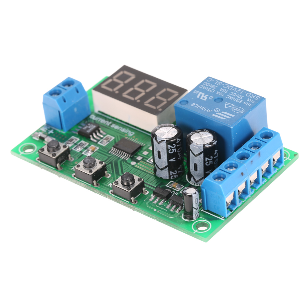 Current Sensing Relay Nz