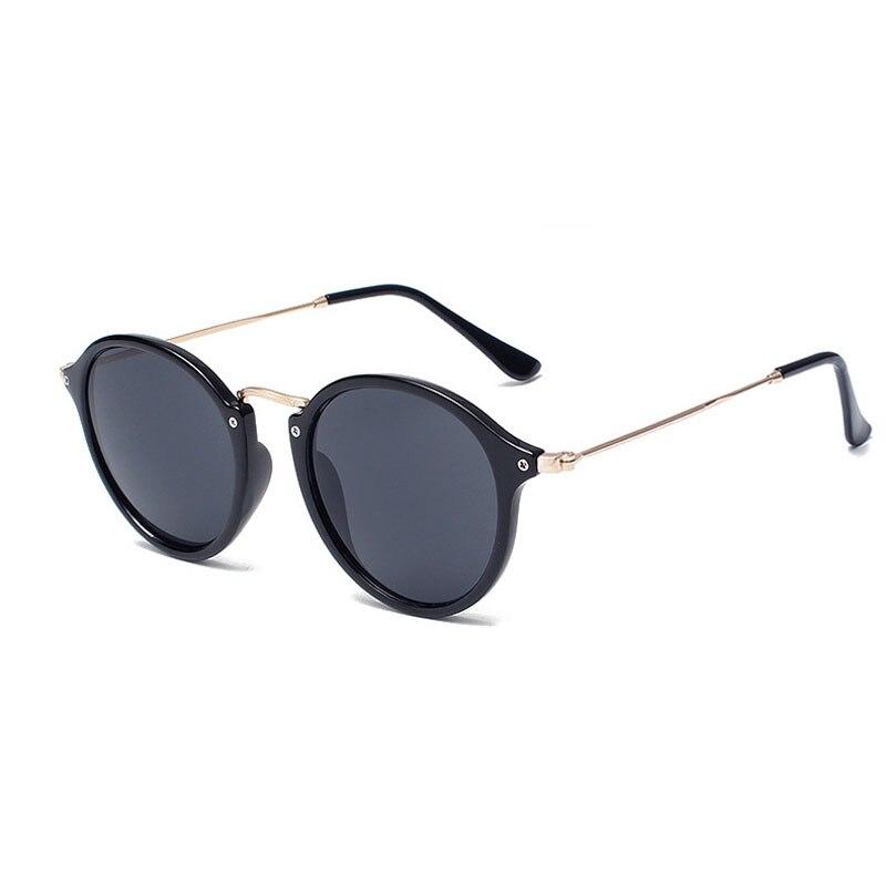 Brand Designer Fashion Unisex Sun Glasses Men Carter Coating Mirror Sunglasses Women Hot Rays Round Male Eyewear for Male/female