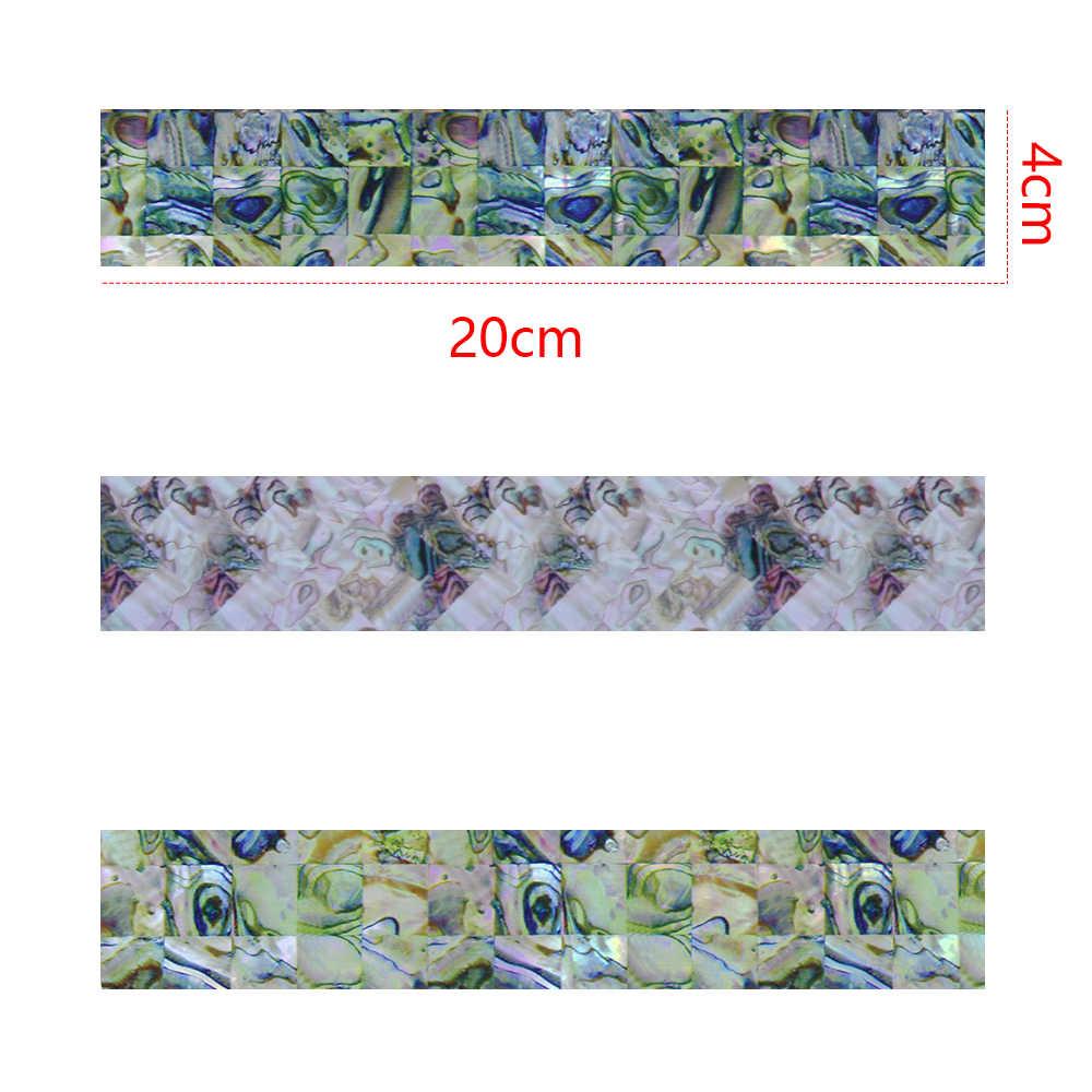 16 ピース/セット 3D ホログラフィックネイル転写ステッカーグラデーション大理石ネイルアート箔 Diy のヒント水箔美容マニキュア装飾ツール