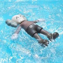 Оригинальные бутафорские фигурки Kaws Брайан BFF праздник Реплика Ванна плавающие игрушки куклы ПВХ фигурку Модель игрушка MEDICOM L2592