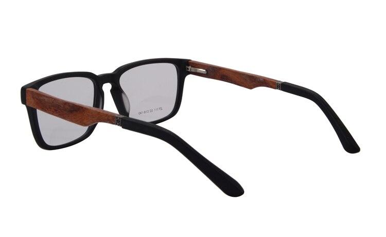 Натуральная деревянная оправа для очков, мужские очки sagawa fujii, очки по рецепту, оправа для очков, полная оправа, оптическая оправа, женские очки ZF111