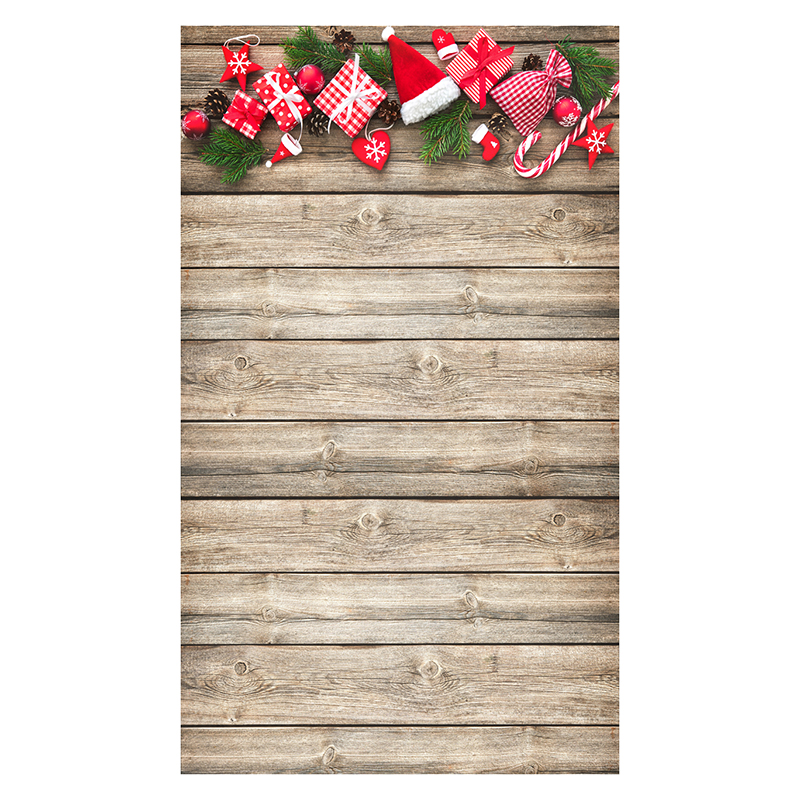5X7FT 150X210CM Vinyl Christmas theme picture cloth photography background studio props Wooden floor gift Christmas socks болторез brigadier 23006 750 мм