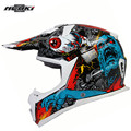 NENKI Fiberglass Motocross Helmet ATV Dirt Bike Off Road Rally Racing Capacete Casco Casque Kask MX316-2 Motorcycle Helmets