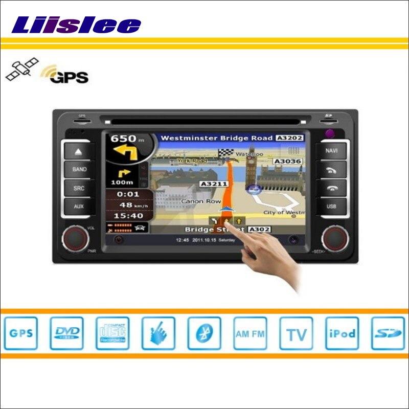 Liislee для Toyota Rukus 2007 ~ 2013 s160 мультимедиа Системы Радио стерео CD DVD ТВ GPS Географические карты nav Navi навигации HD Сенсорный экран