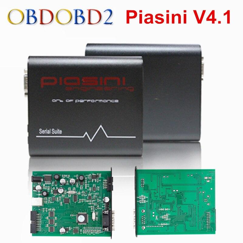 Prix pour Piasini Ingénierie V4.1/V4.3 CAN-BUS Lire/Écrire D'ÉCUS Porgrammer PIASINI 4.3/Piasini 4.1 Master Suite Série ECU Flasher Outil