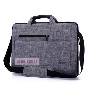 Brinch Hot 14 15,6 pulgadas Bolsa de portátil funda protectora bolsa sling Case bolso de mano para ordenadores Ultrabook Notebook maletín bolso de hombro