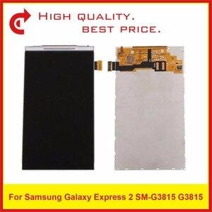 "Image 2 - 4.5 ""삼성 갤럭시 익스프레스 2 SM G3815 g3815 lcd 디스플레이 스크린 pantalla 모니터 교체"