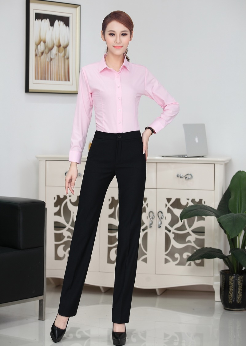 popular pink pantsuit buy cheap pink pantsuit lots from pink formal pantsuits women business suits formal office suits work pant and shirt sets pink blouses and